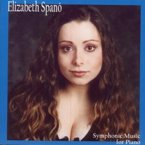 Elizabeth Spano - Symphonic Music for Piano