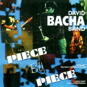 David Bacha Band - Piece By Piece
