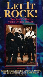 Let It Rock VHS