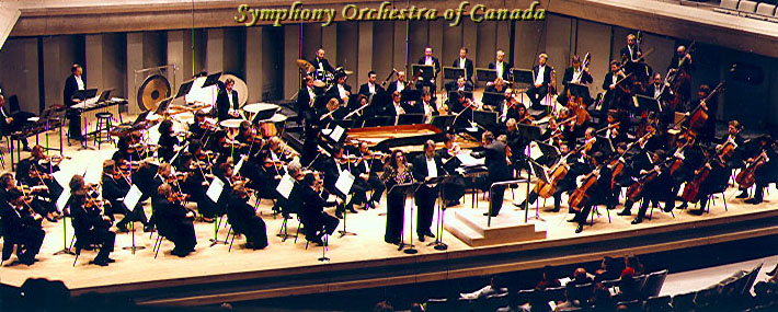 Symphony Orchestra of Canada