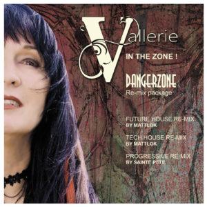 Vallerie - Dangerzone (ROBETER Remix Package)