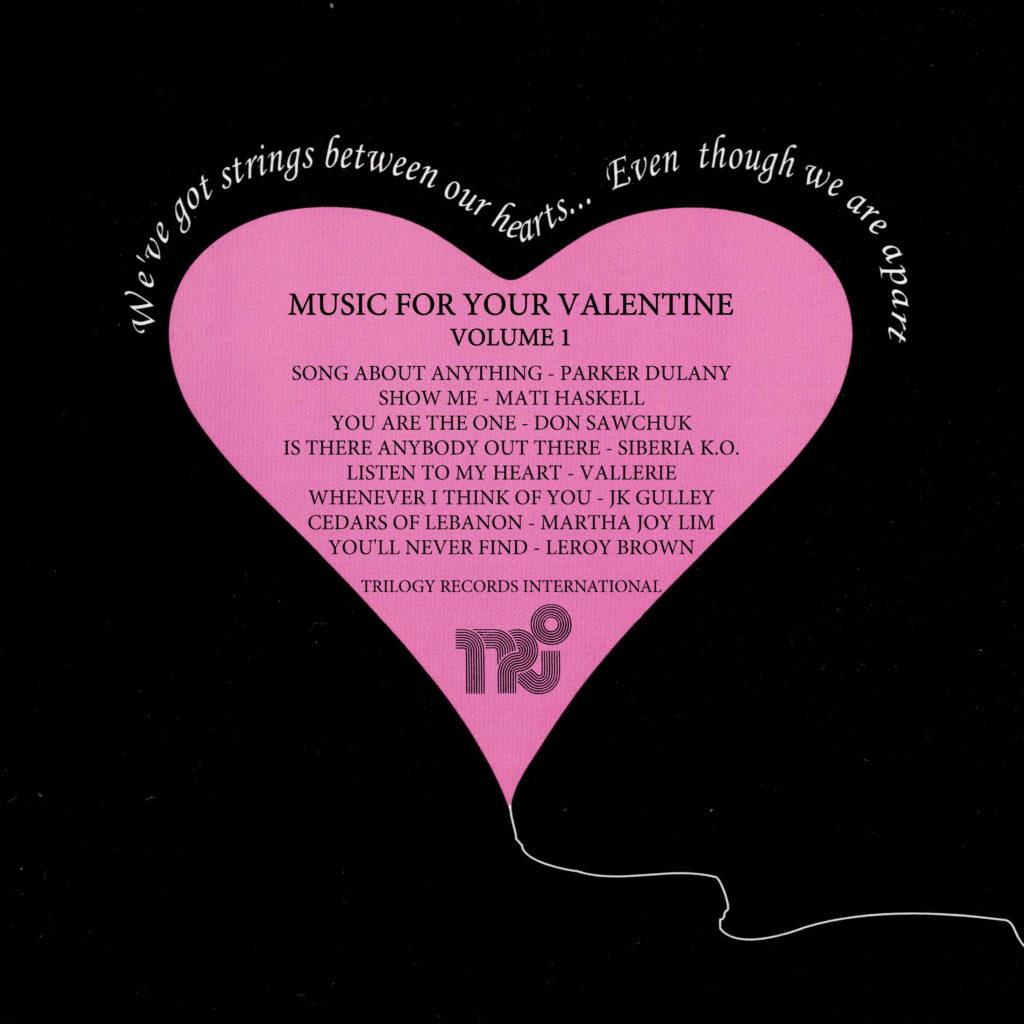Music For Your Valentine v1