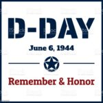 D-Day Badge